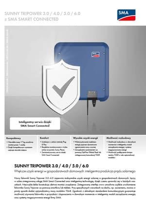 SUNNY TRIPOWER 3.0 / 4.0 / 5.0 / 6.0